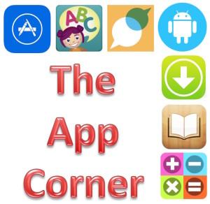 app corner graphic